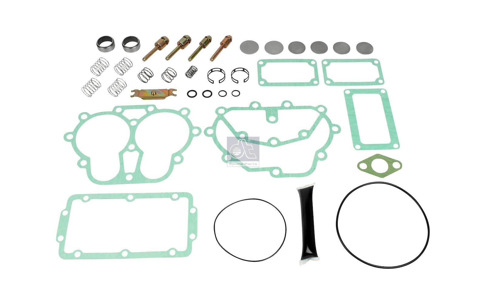 Ремонтный комплект, Компрессор, с кольцами седла клапана