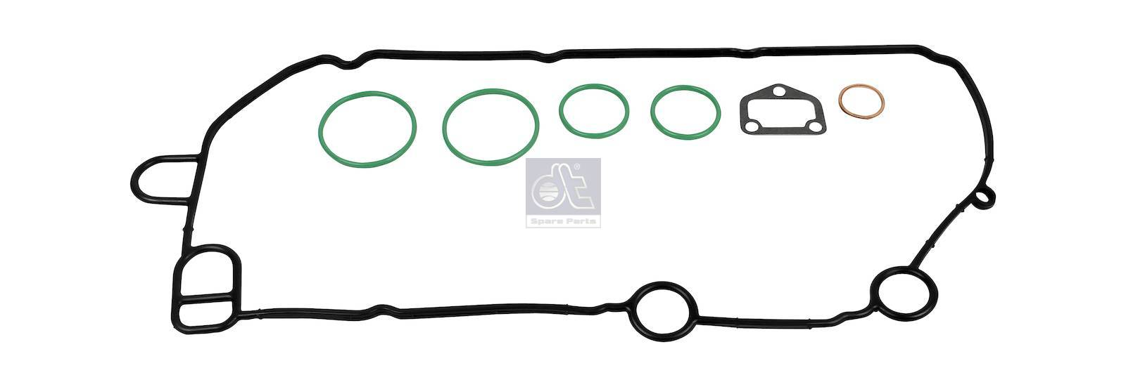 Gasket kit, oil cooler