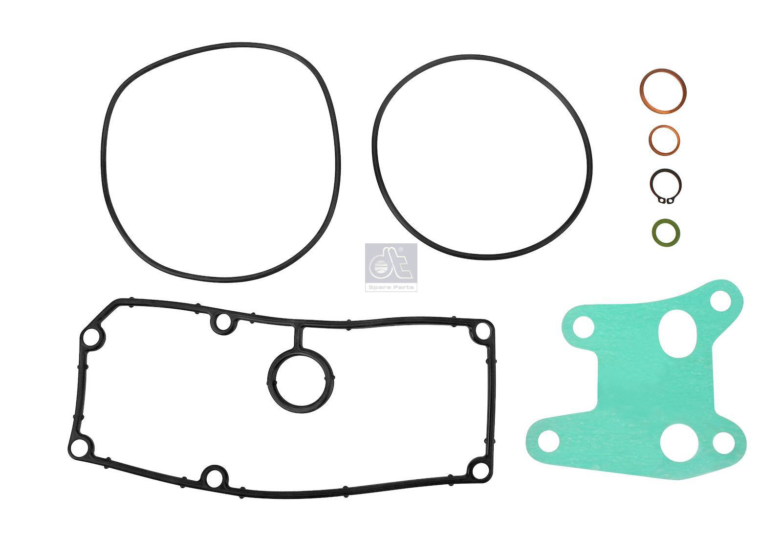 Gasket kit, oil cleaner