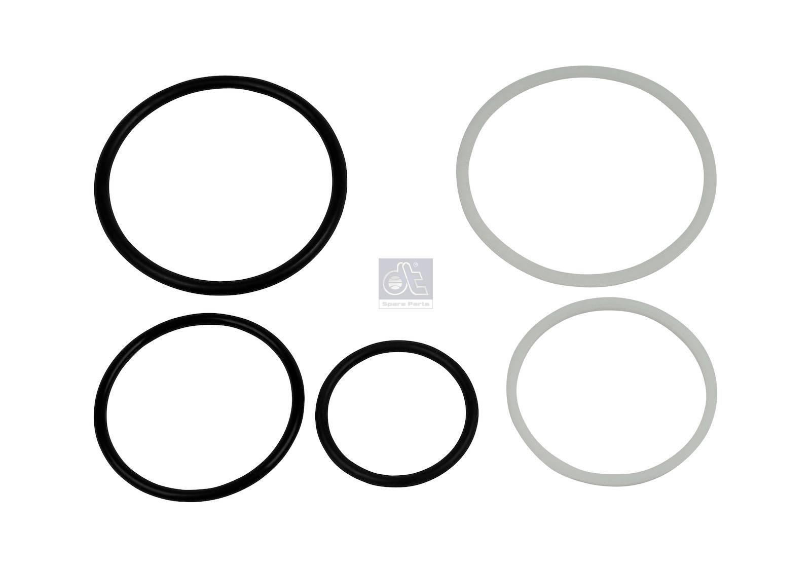 Комплект уплотнительных колец круглого сечения
