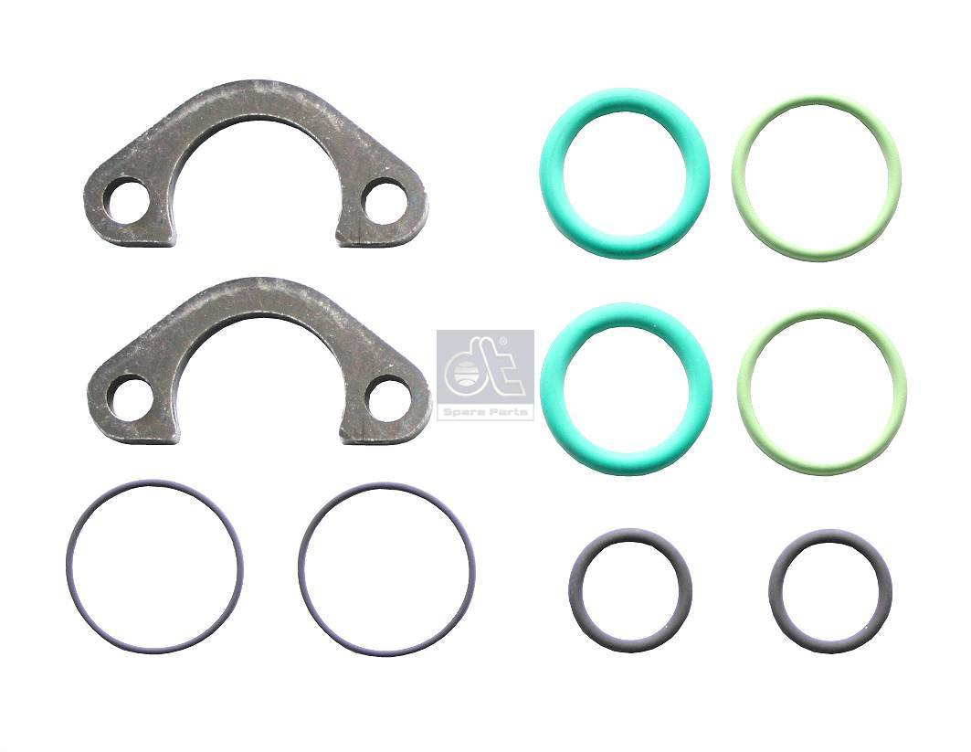 Repair kit, oil cooler