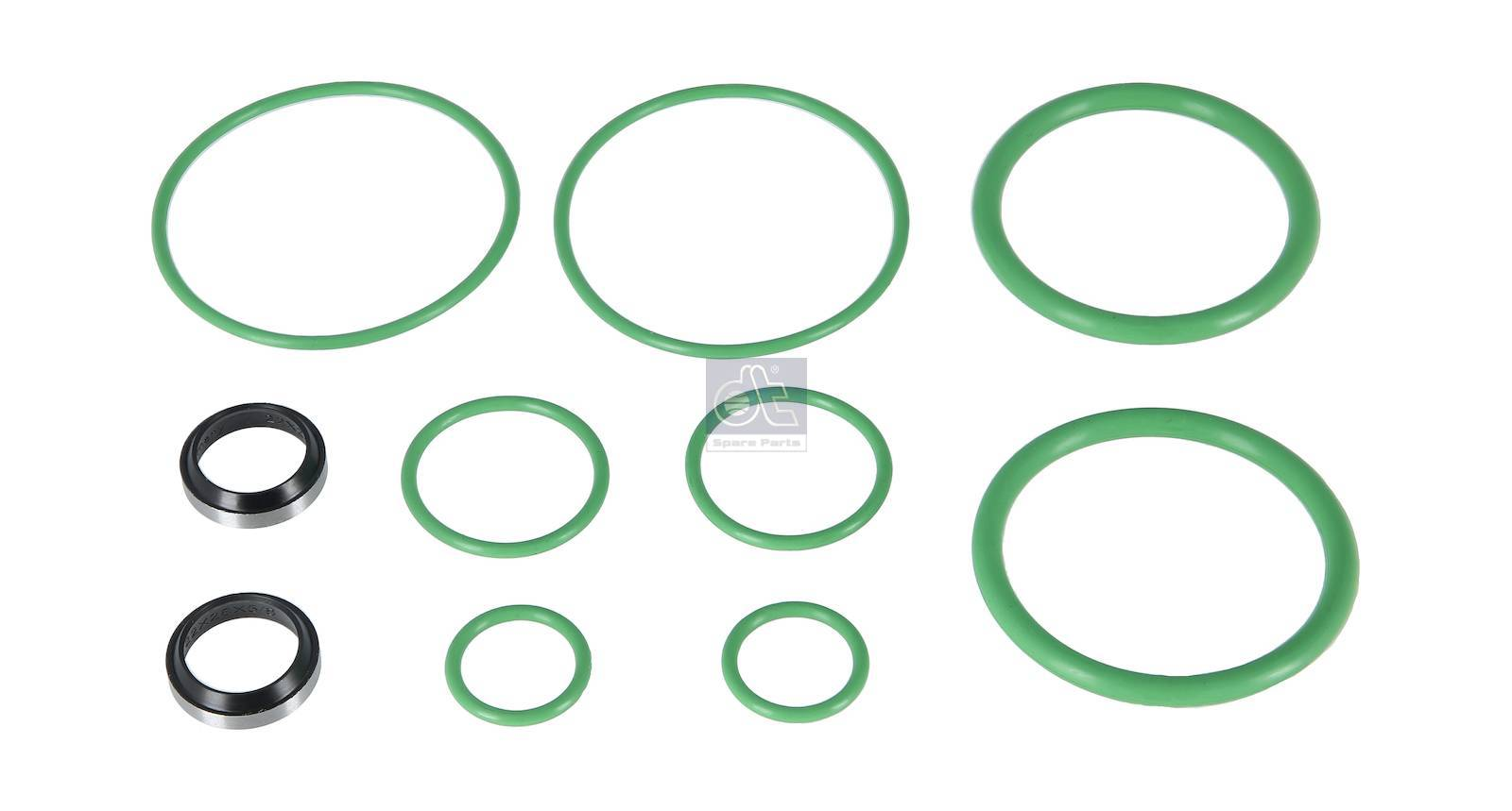 Seal ring kit, gearbox cylinder