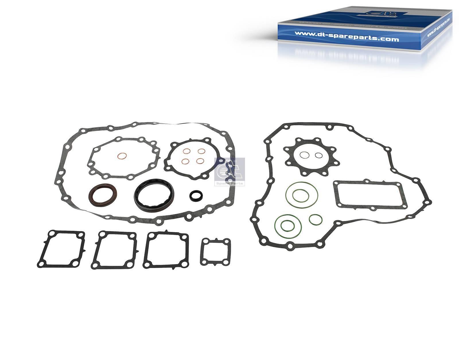 Gasket kit, gear shift housing
