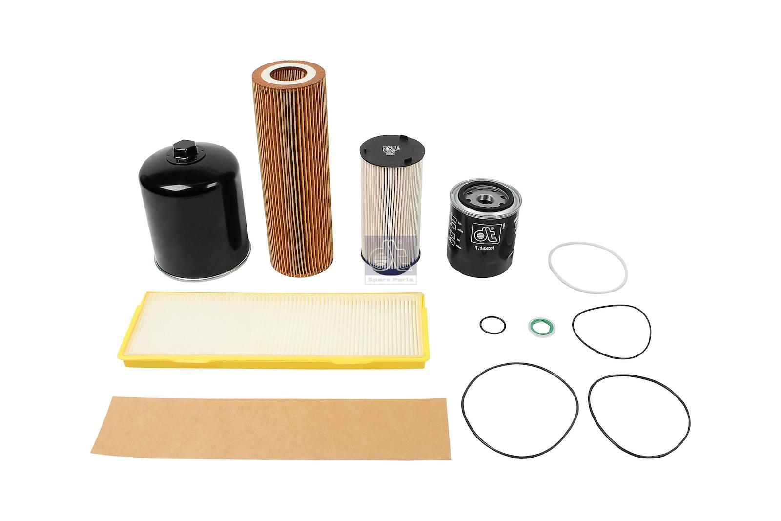Kit di manutenzione, filtro - L