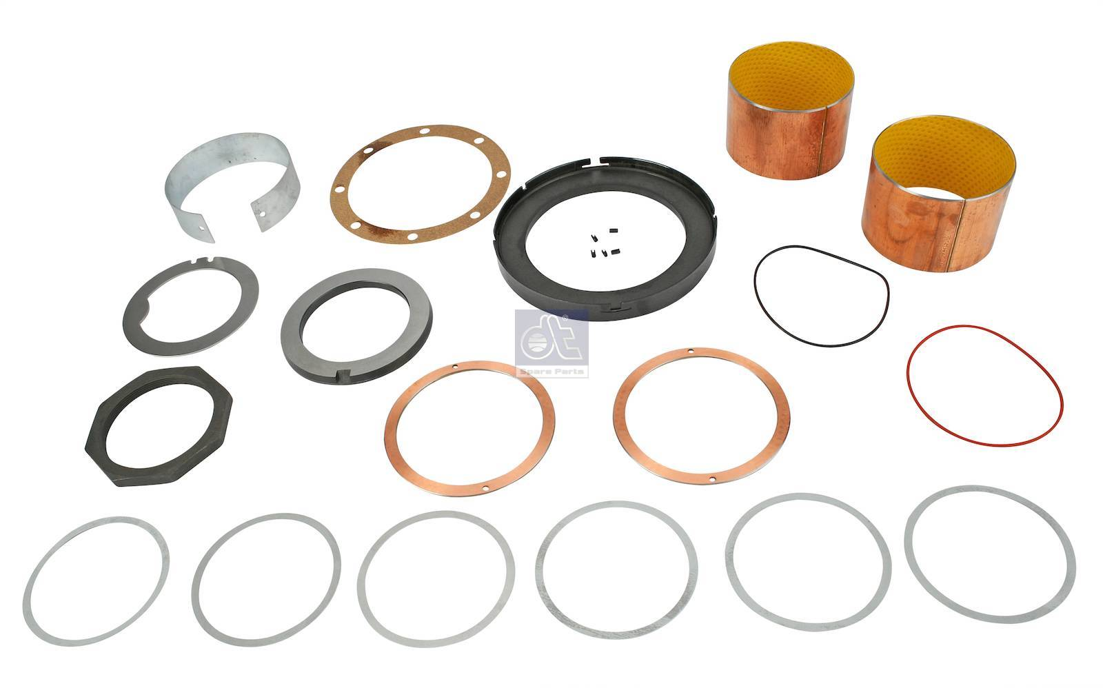 Repair kit, bogie axle
