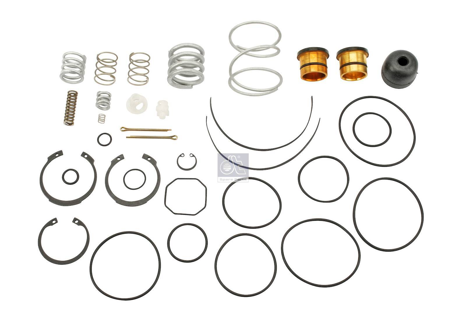Repair kit, foot brake valve