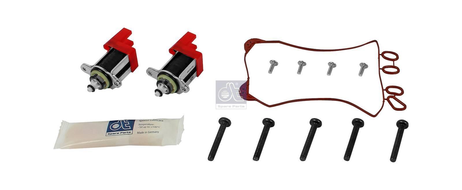 Ремонтный комплект, Защитный клапан, Воздухоосушитель