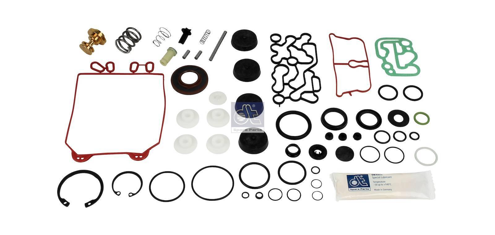 Kit di riparazione, essiccatore