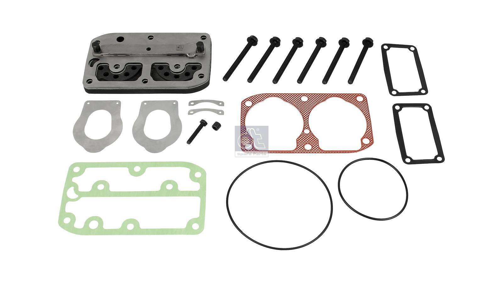 Repair kit, compressor