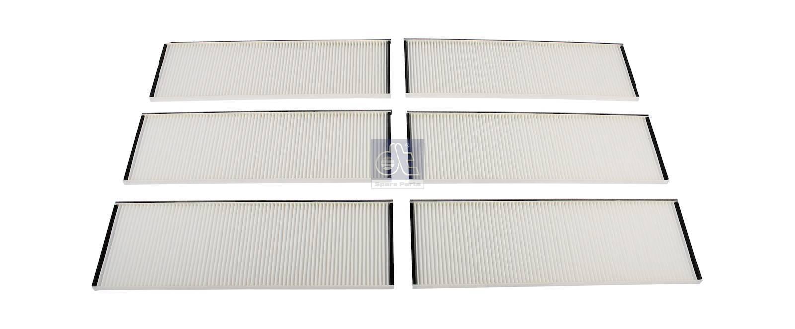 Kit de filtres à air d'habitacle