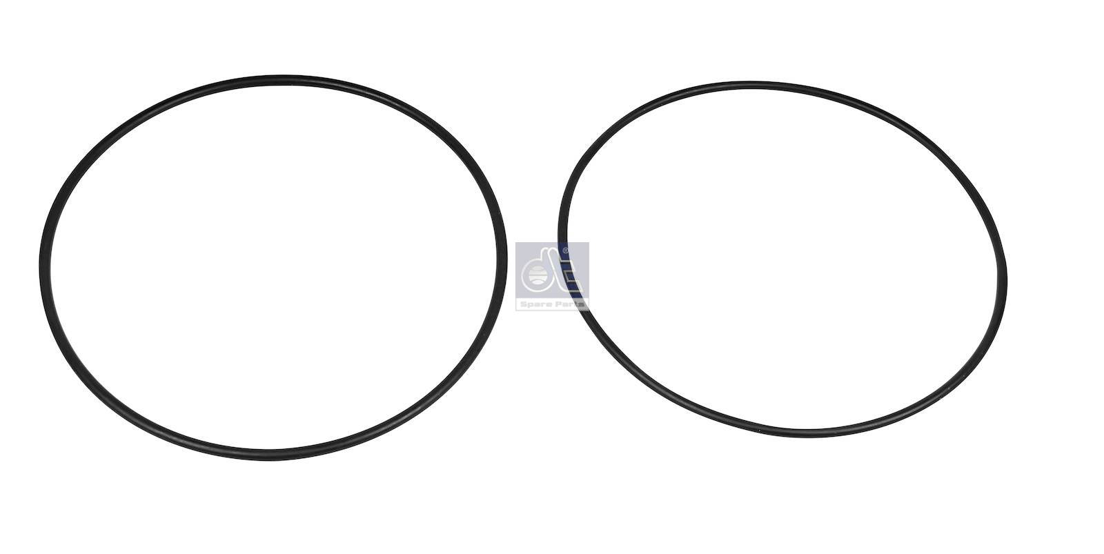 Seal ring kit, cylinder liner