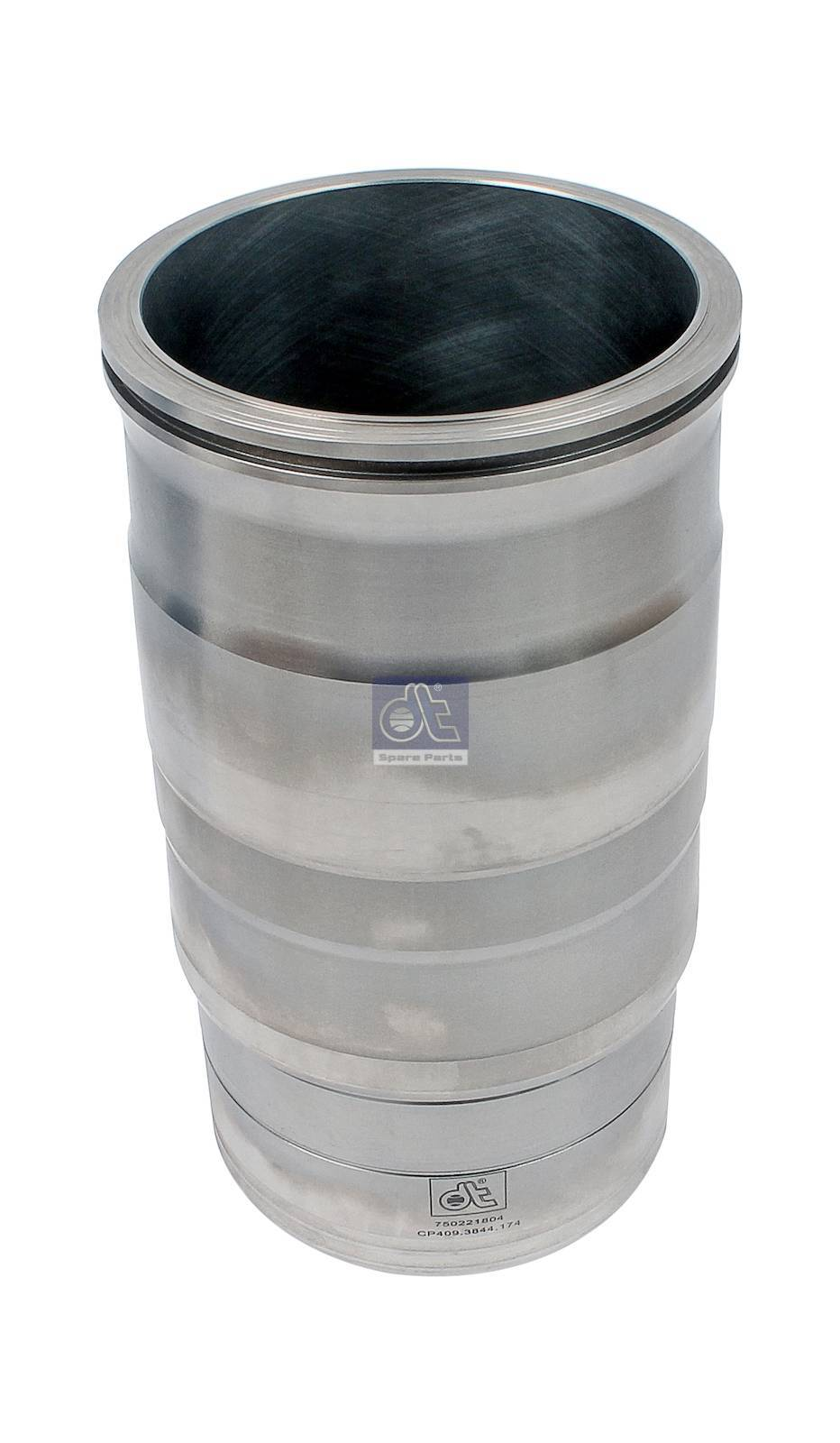 Cylinder liner, without seal rings