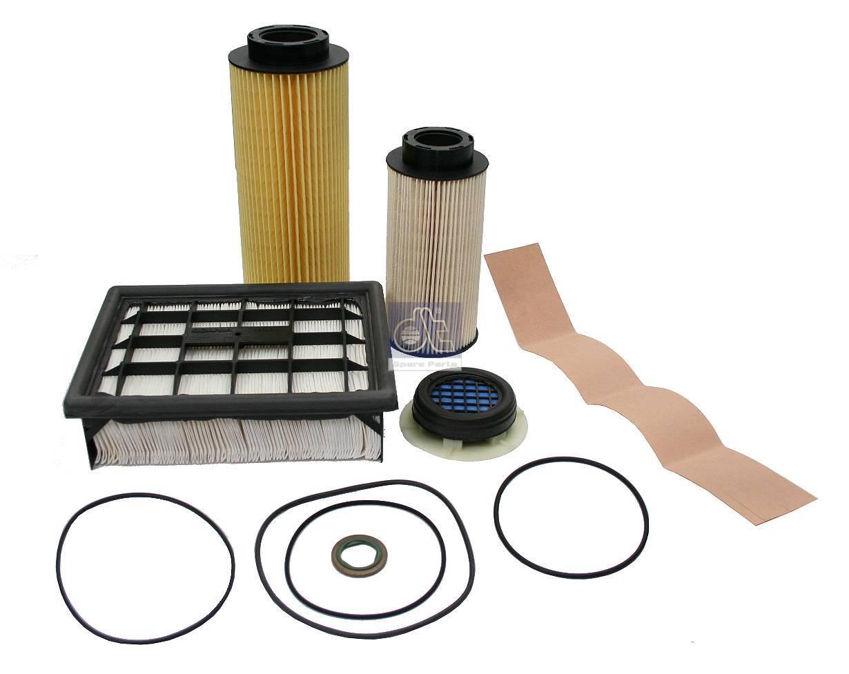 Service kit, filter - S