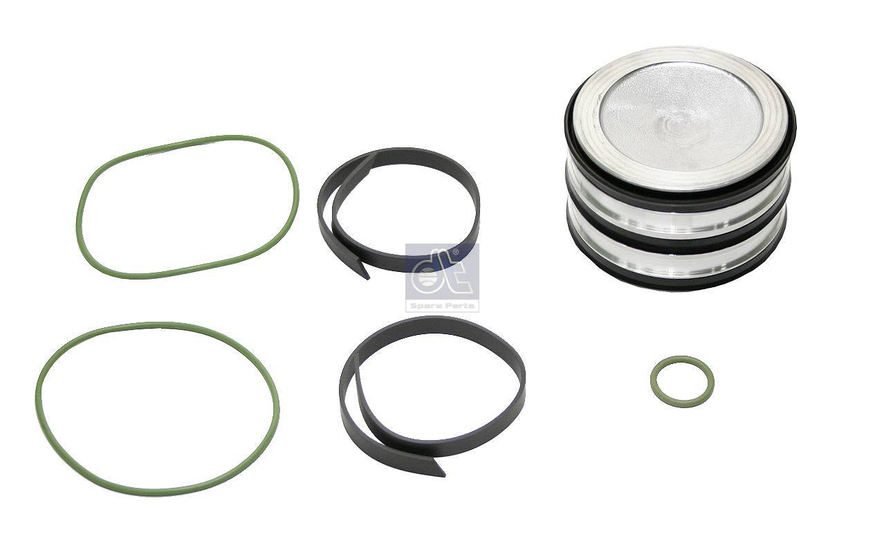 Repair kit, with piston - for accumulator