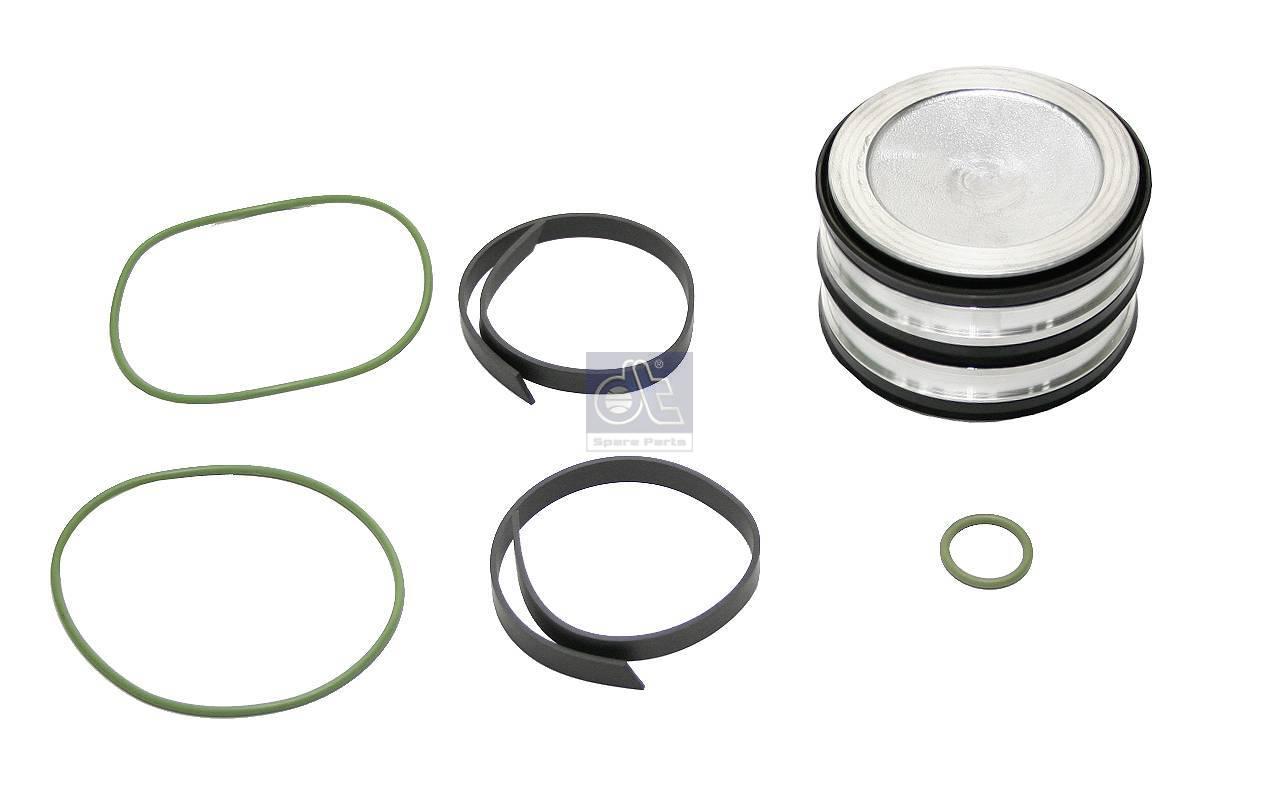 Repair kit, with piston - for accumulator