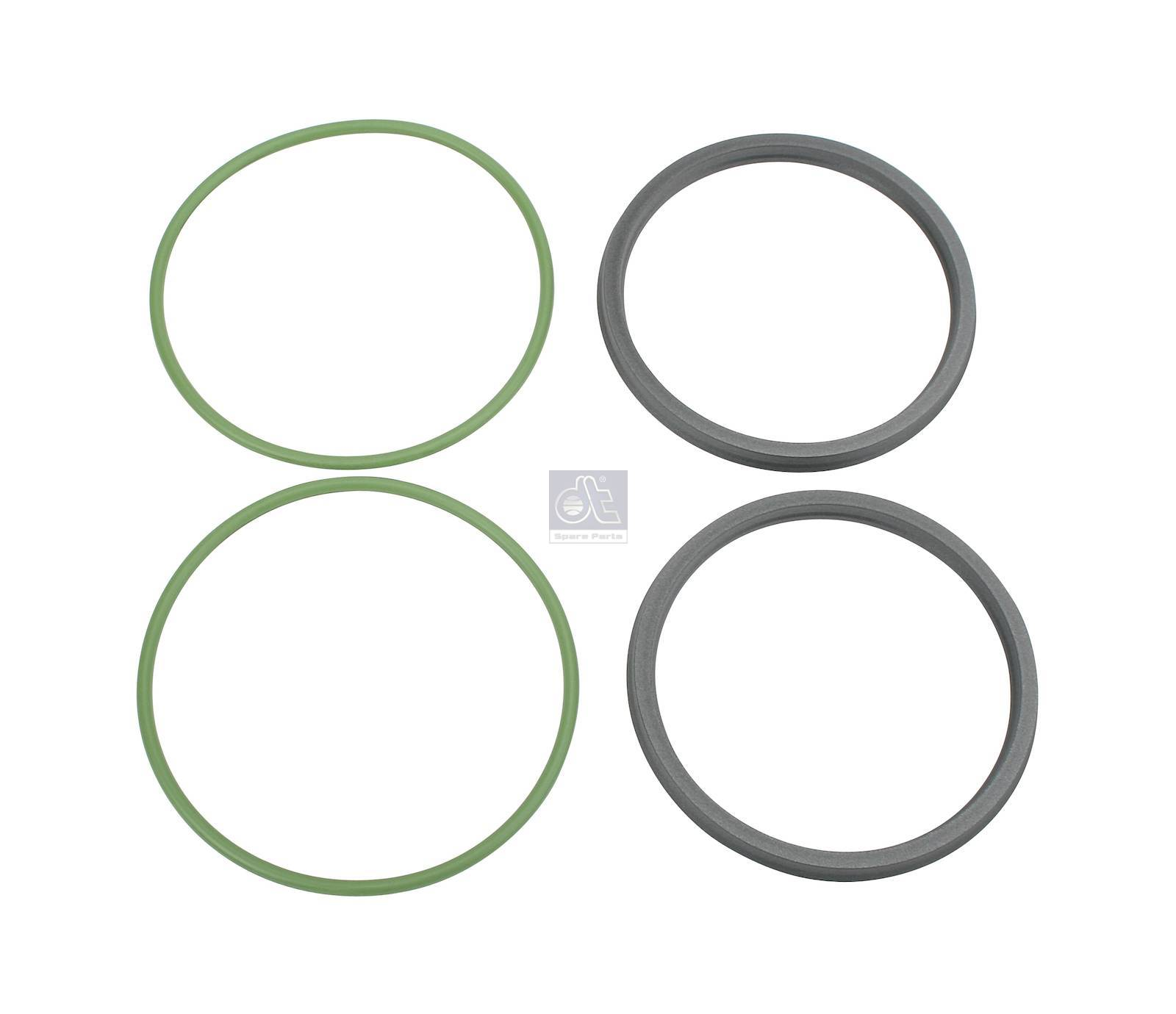 Seal ring kit, accumulator