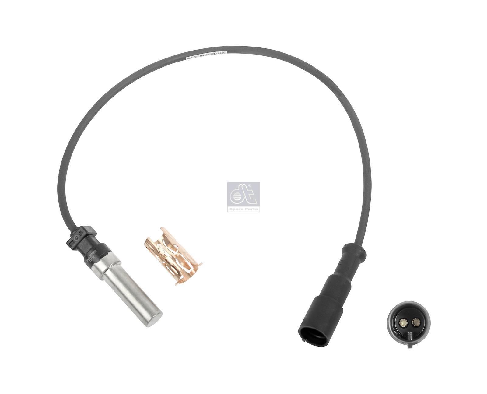 Sensor ABS, con casquillo