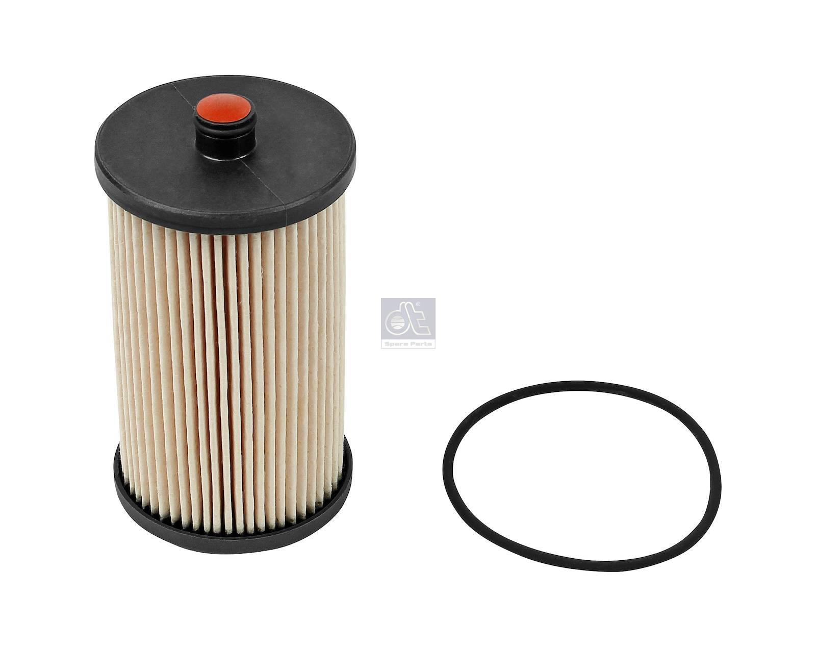 Fuel filter insert