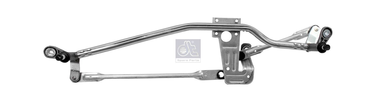 Wiper linkage, without motor