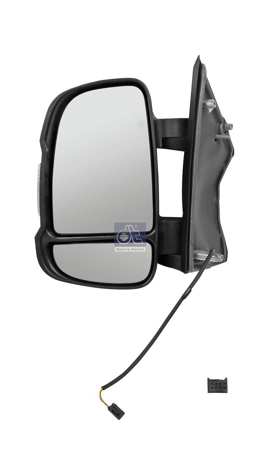 Specchio principale, sin.