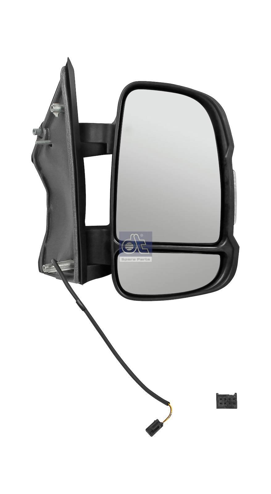 Specchio principale, des.