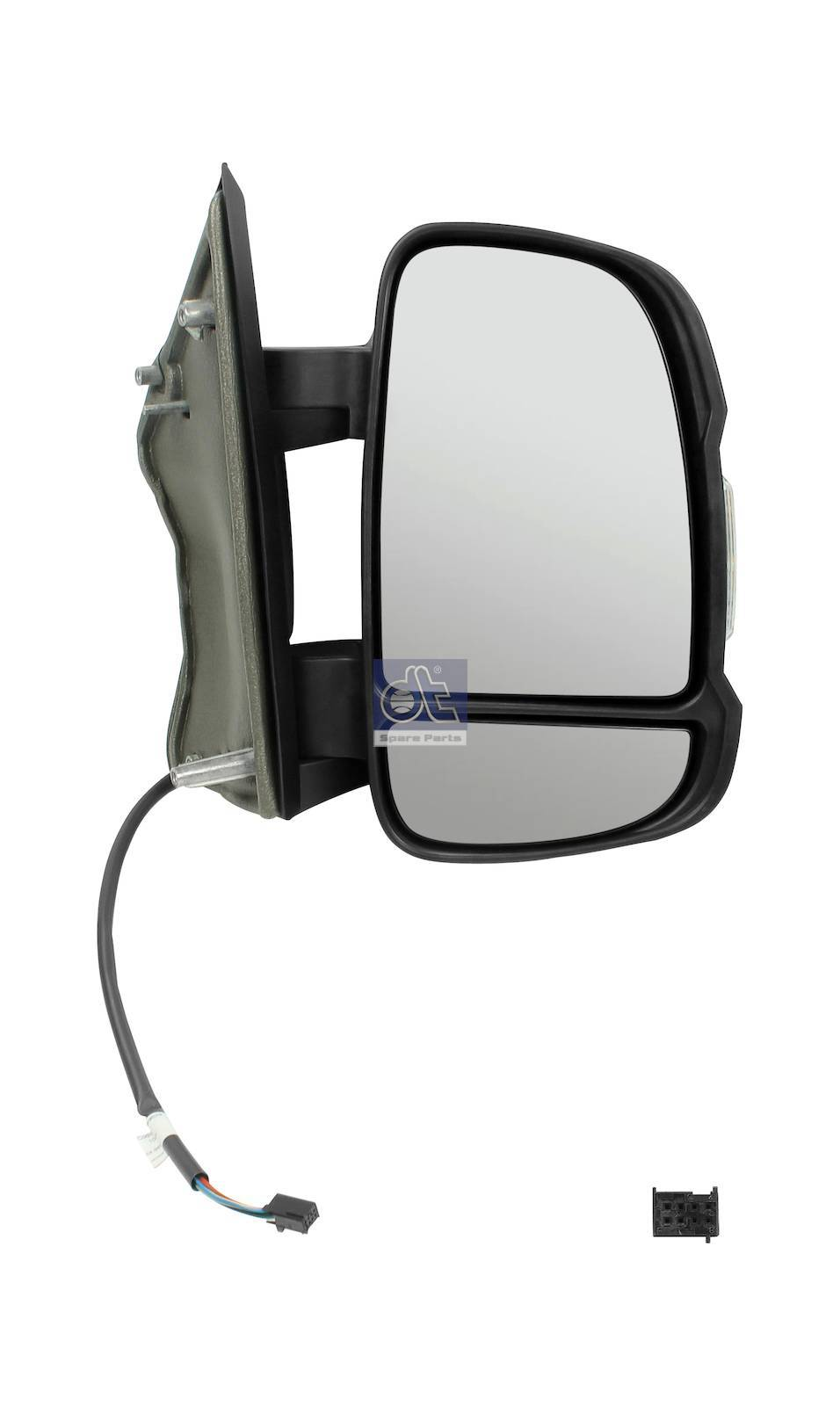 Specchio principale, des., riscaldato, elettrico