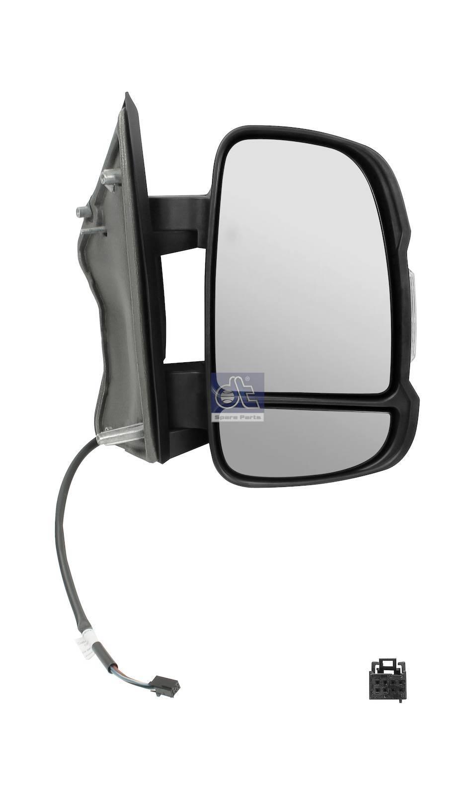 Hauptspiegel, rechts, beheizt, elektrisch