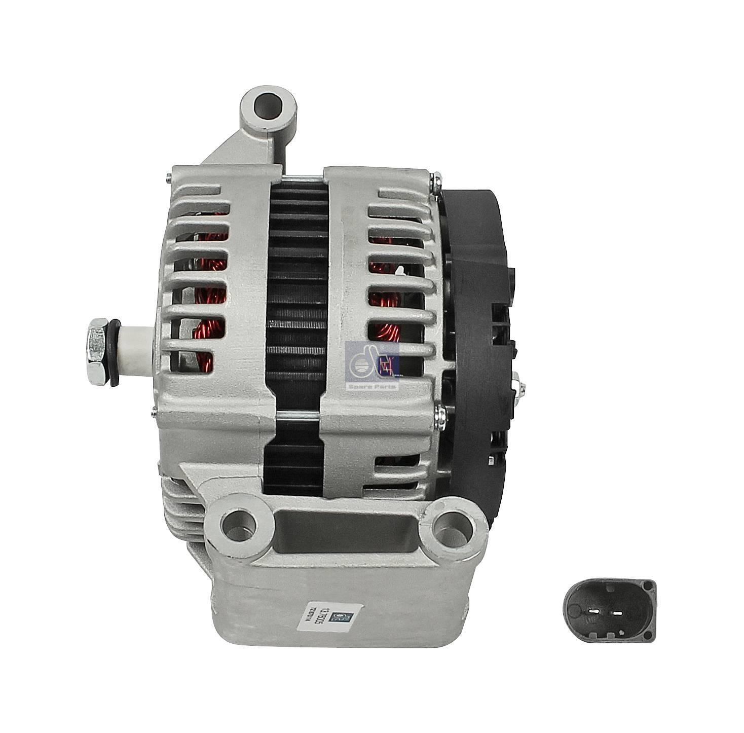 Generator, ohne Riemenscheibe