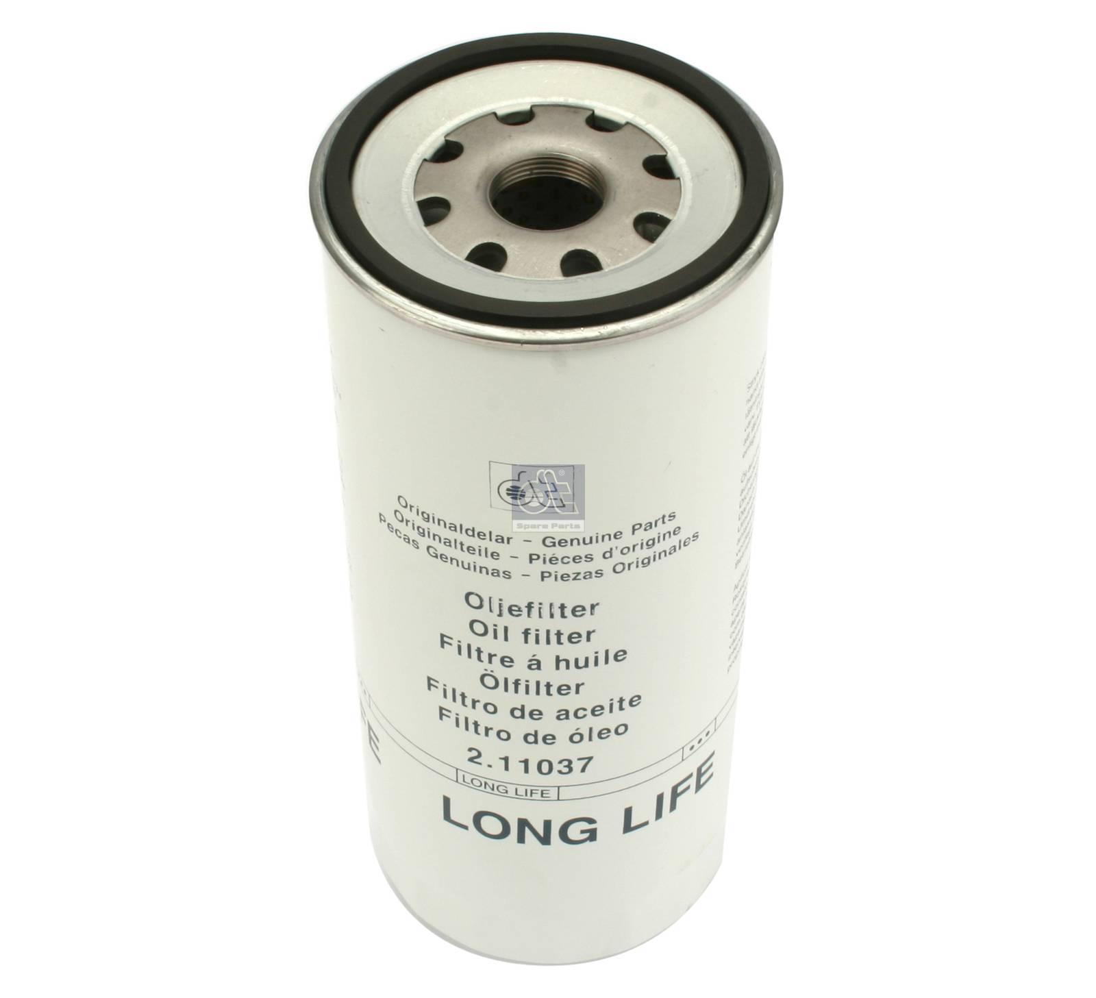 Ölfilter, Long Life