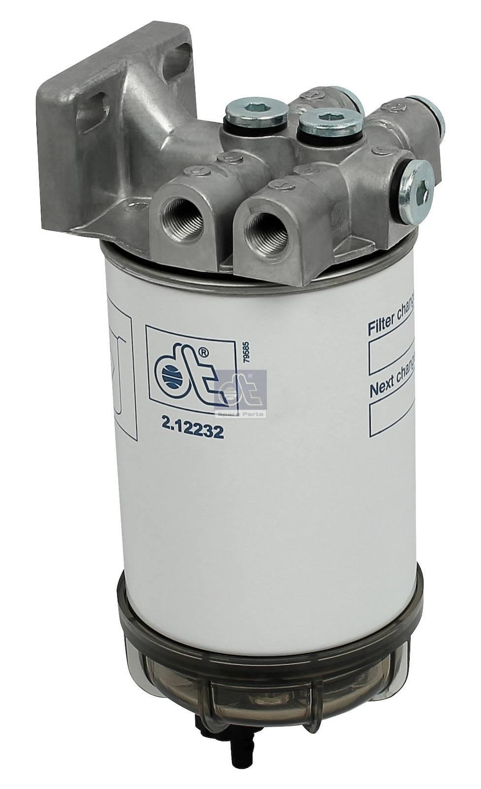 Filtro de combustível, separador d'água, completo