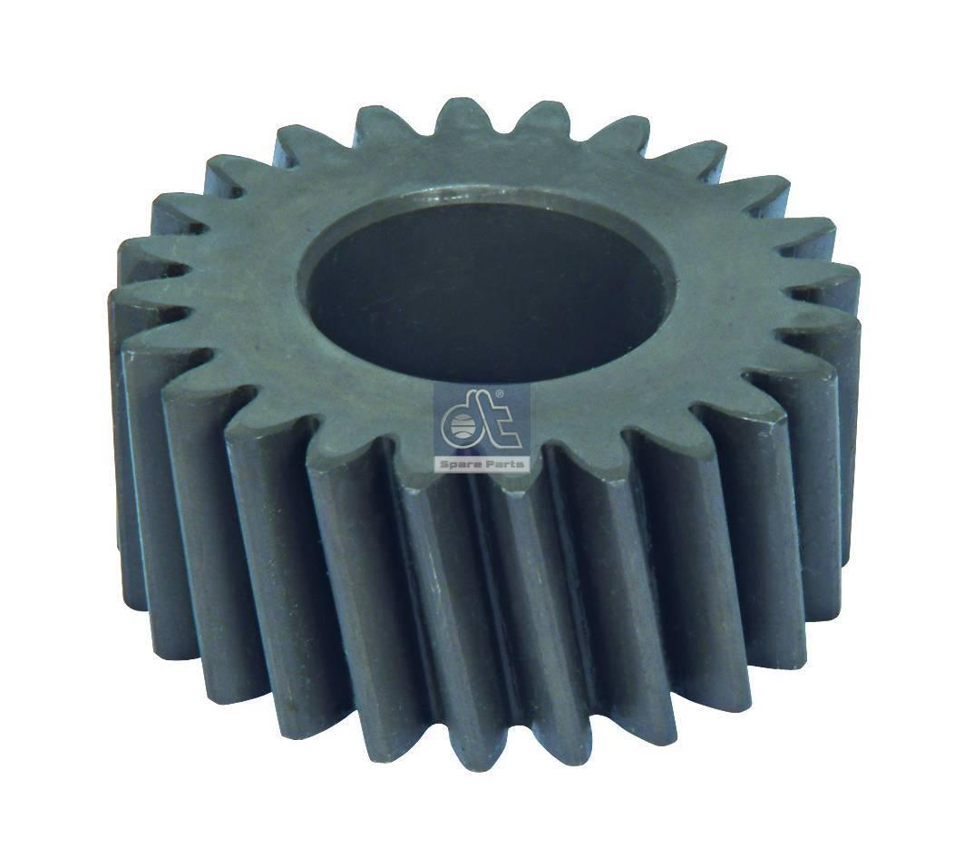 Зубчатое колесо, Водяной насос