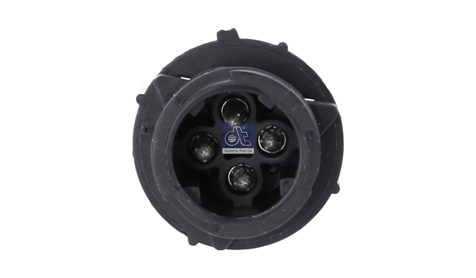 Charge pressure sensor