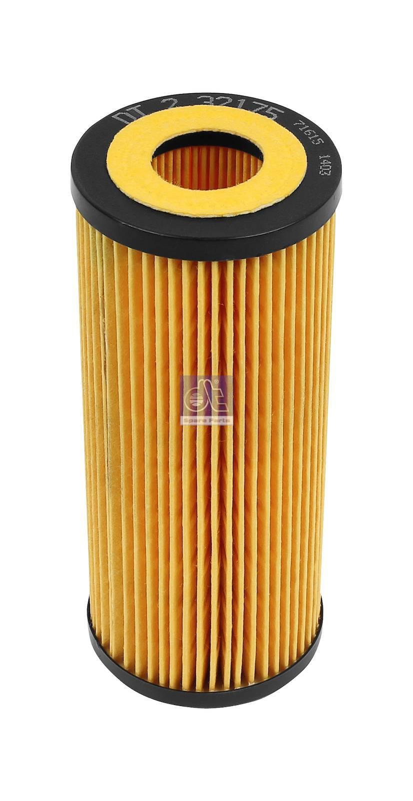 Elemento de filtro de óleo, caixa de cãmbios
