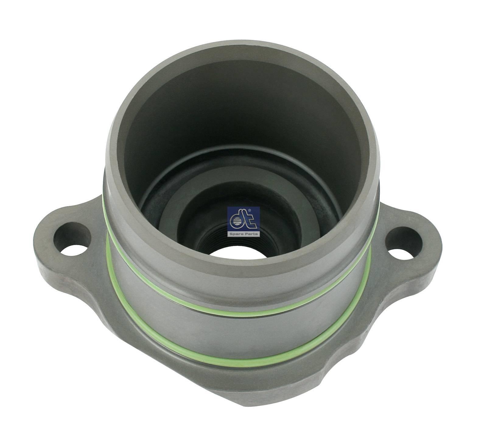 Splitter cilinderbehuizing