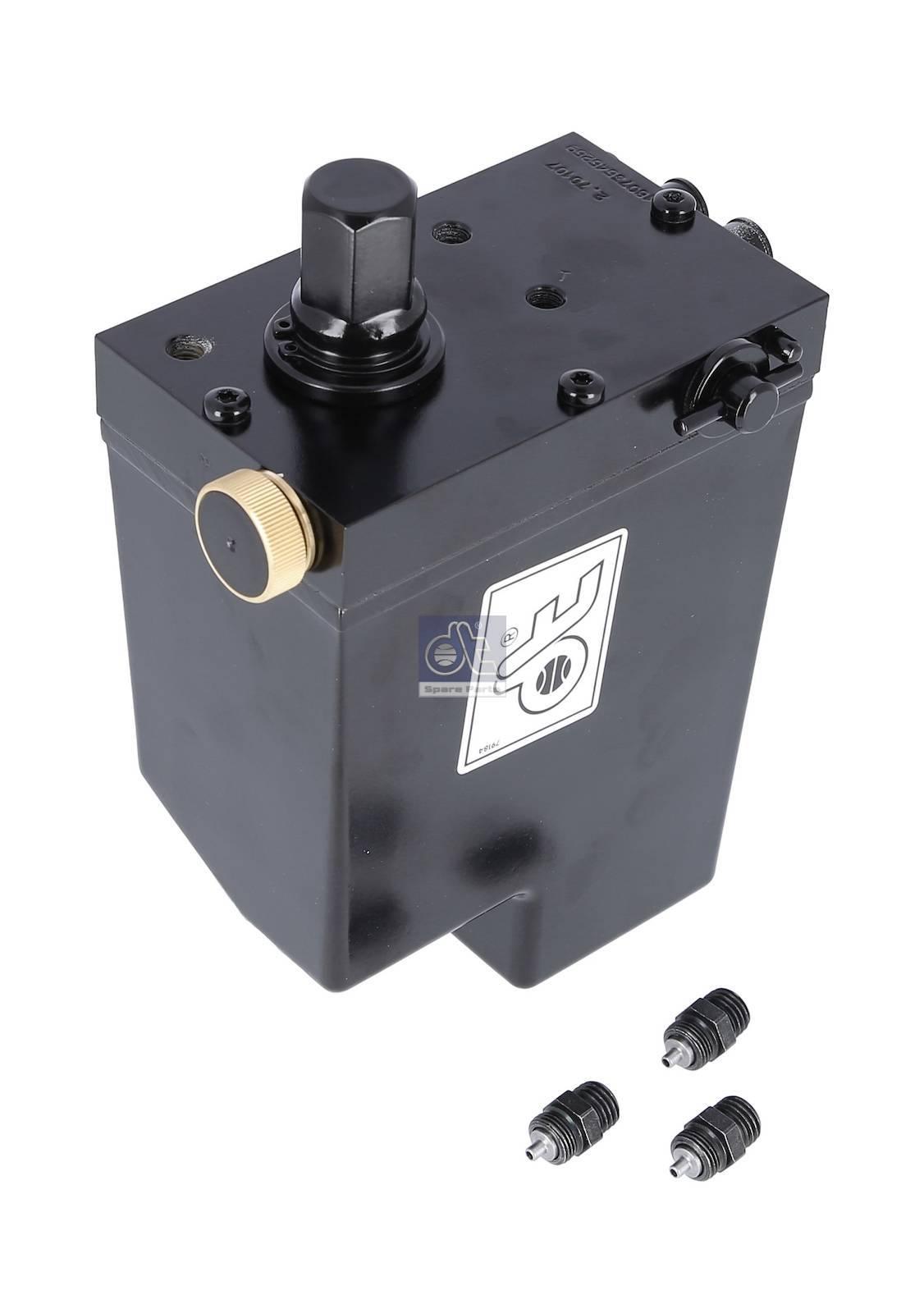 Pompa idraulica di basculante cabina