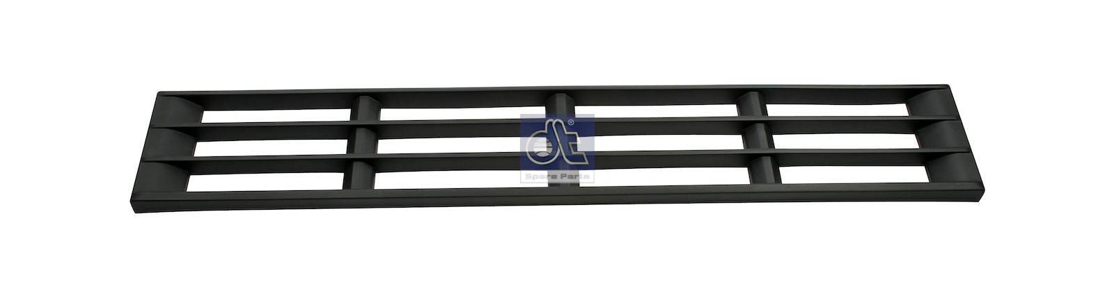 Front grill insert