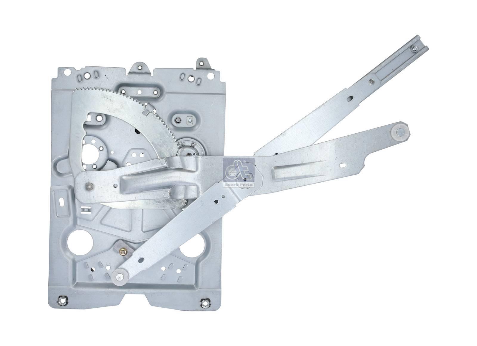 Elevador de vidro, esquerdo, elétrico, com motor