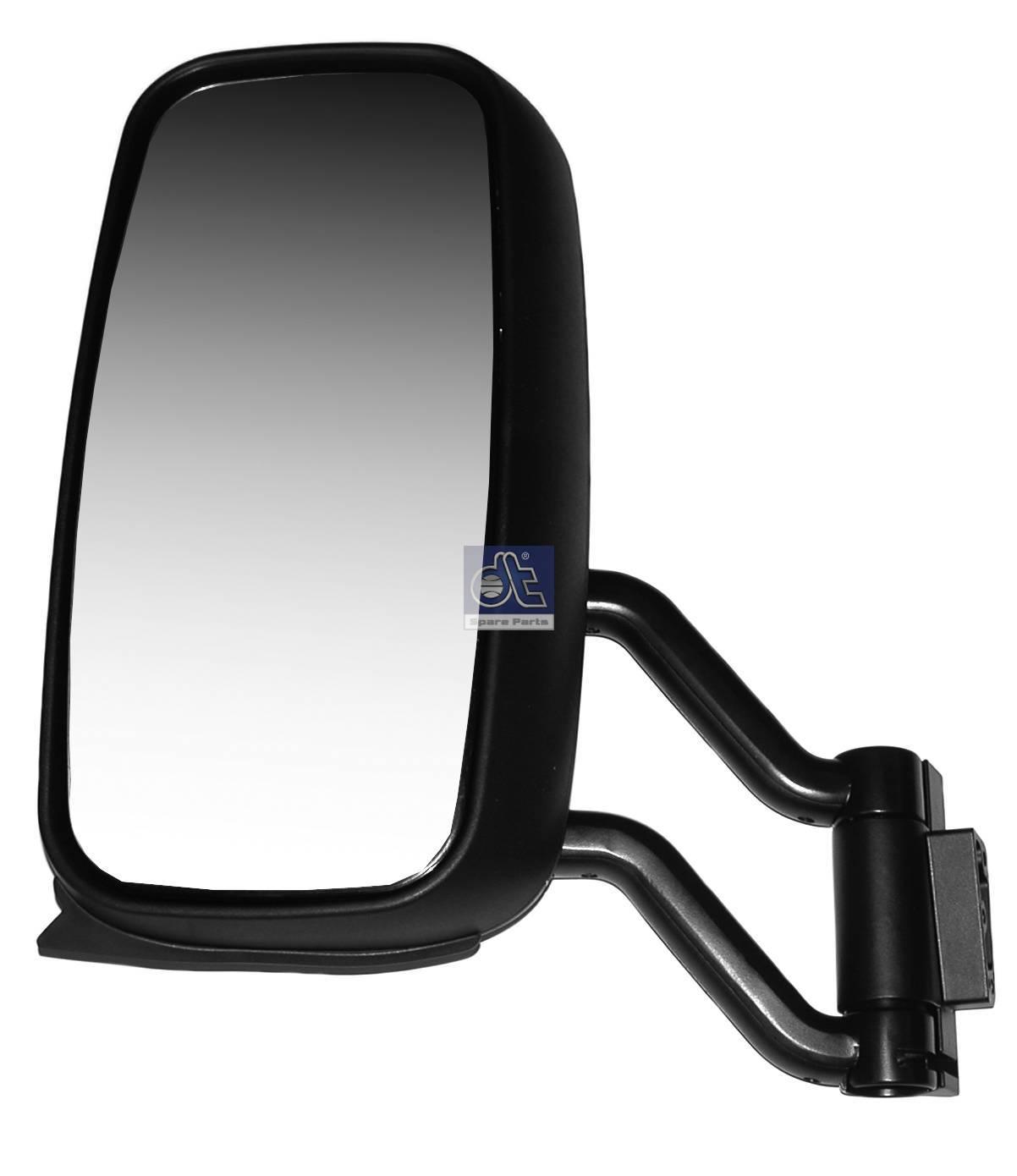 Espejo principal, completo, izquierdo, calefactado