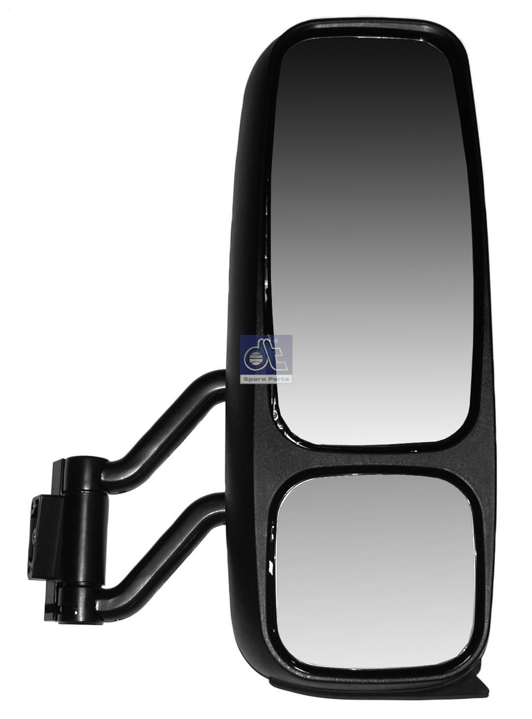 Main mirror, complete, right, heated