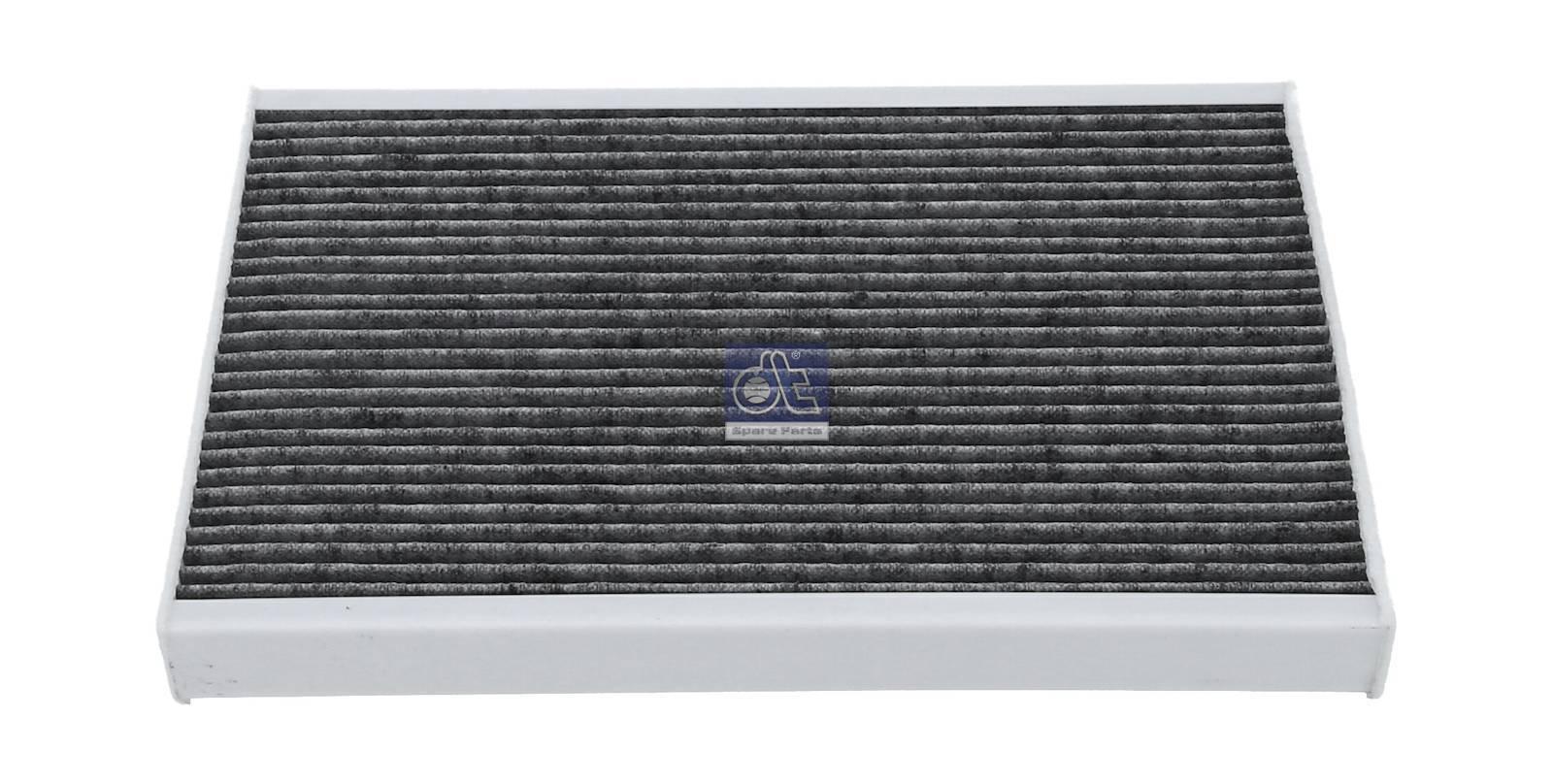 Filtro de ar de habitáculo, carvão activado