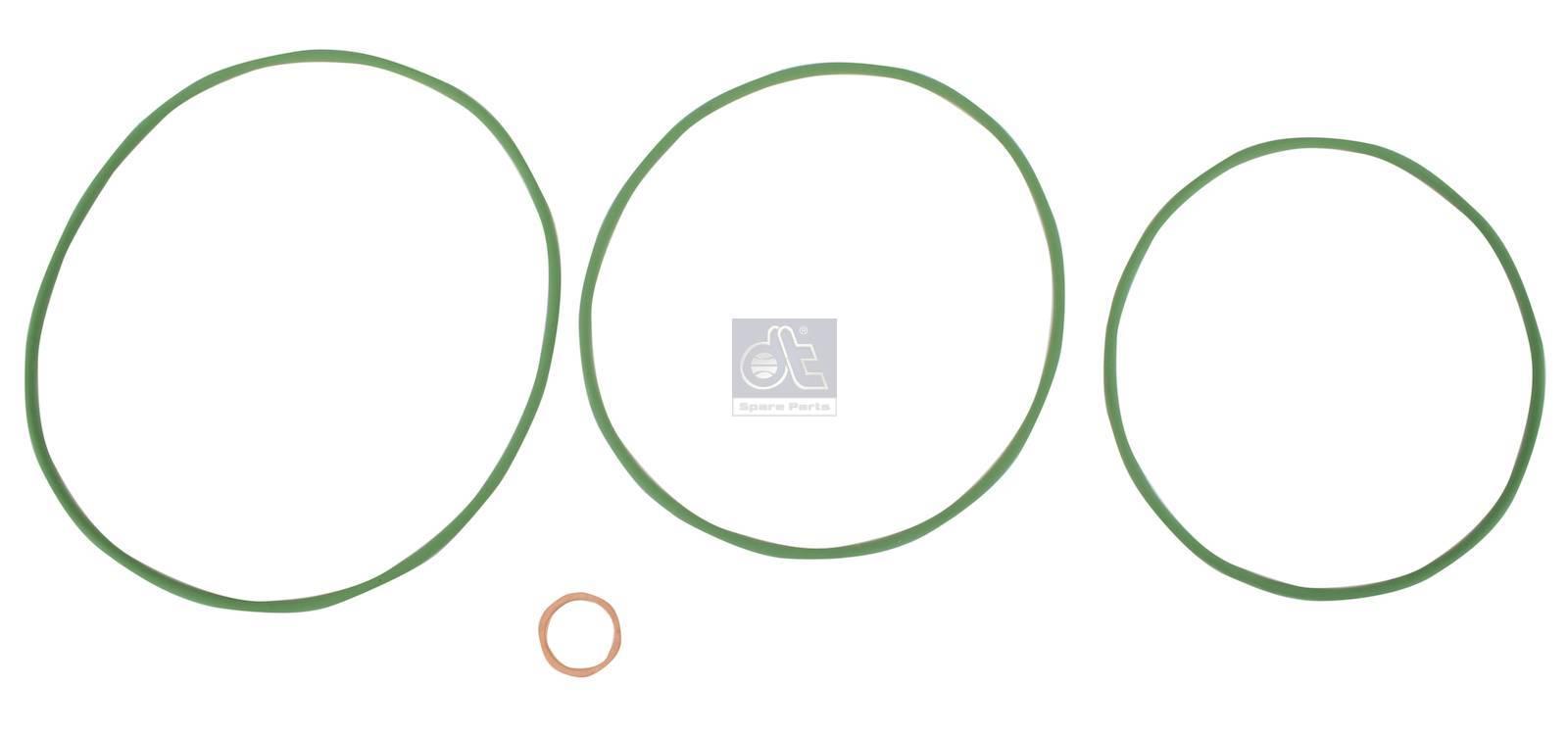 Kit guarnizioni, pulitore centrifuga