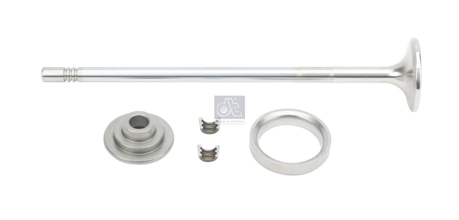 Kit, intake valve