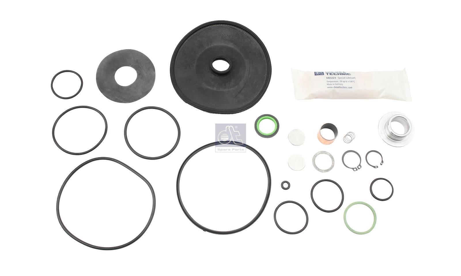 Repair kit, load sensitive valve