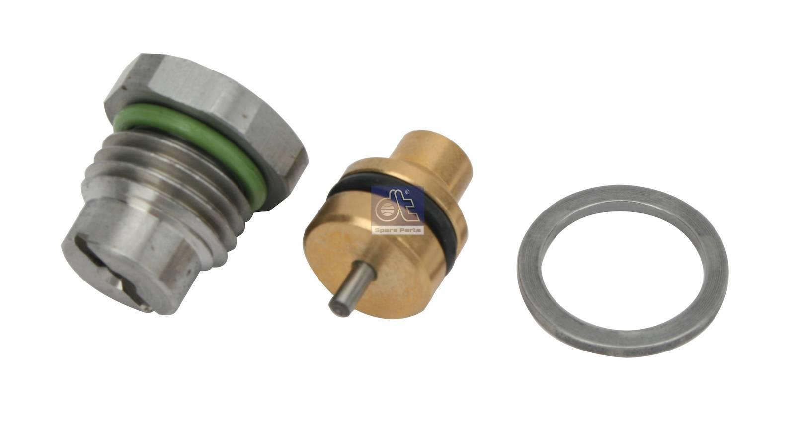 Kit de soupapes, cylindre hydraulique basc. de cabine