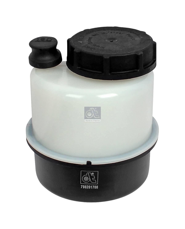Réservoir d'huile, avec filtre