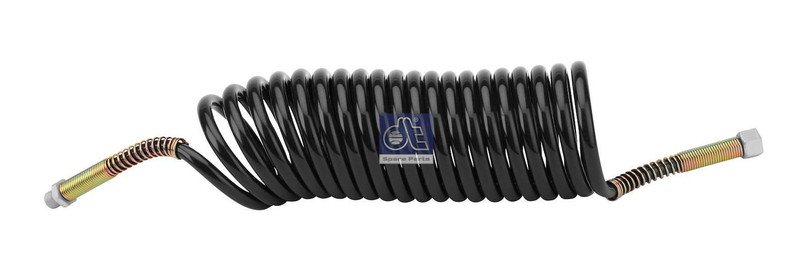 Воздушный спиральный шланг