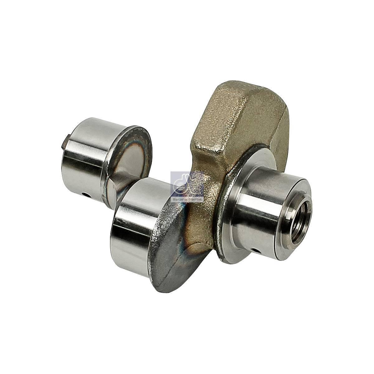 Crankshaft, compressor