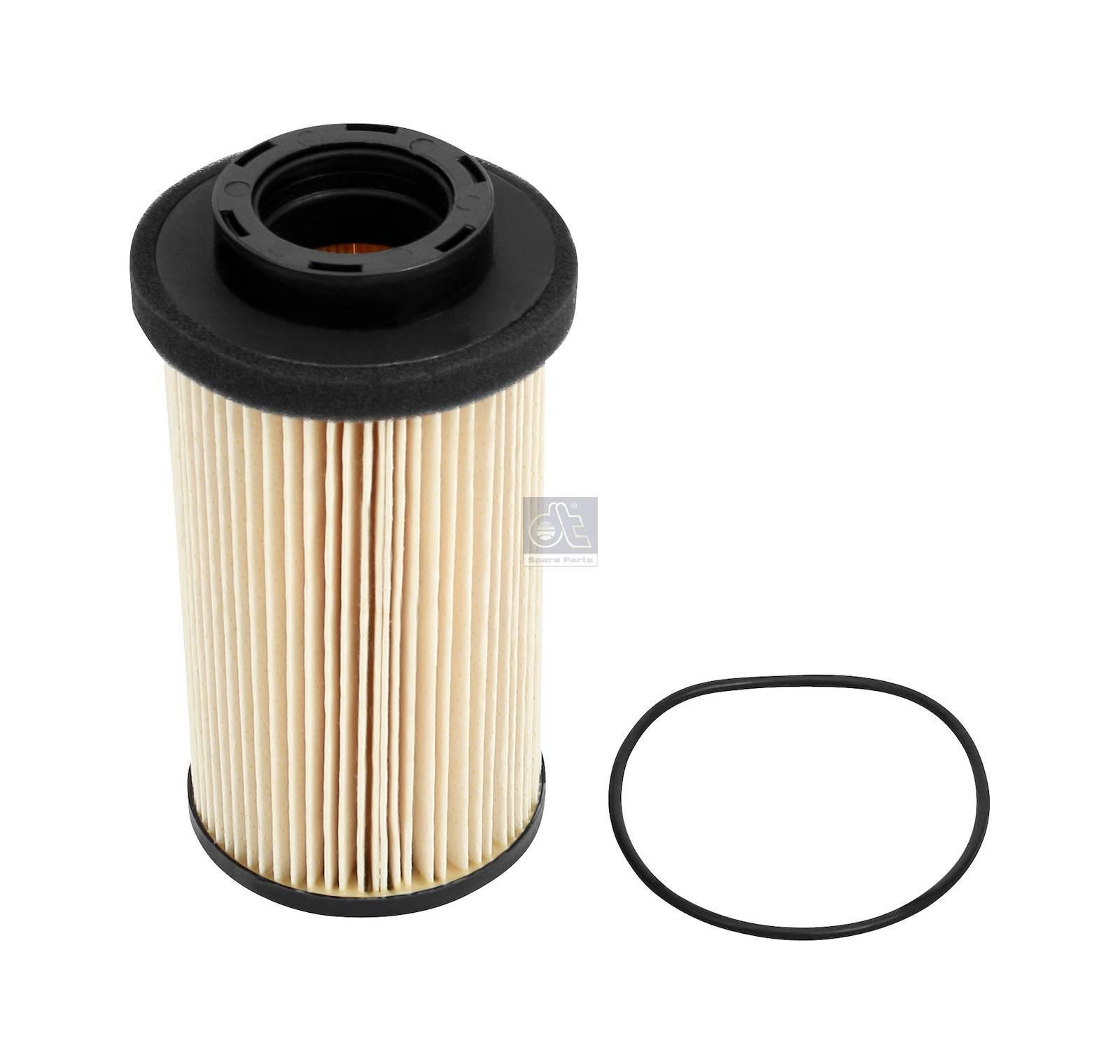 Fuel filter insert, new version