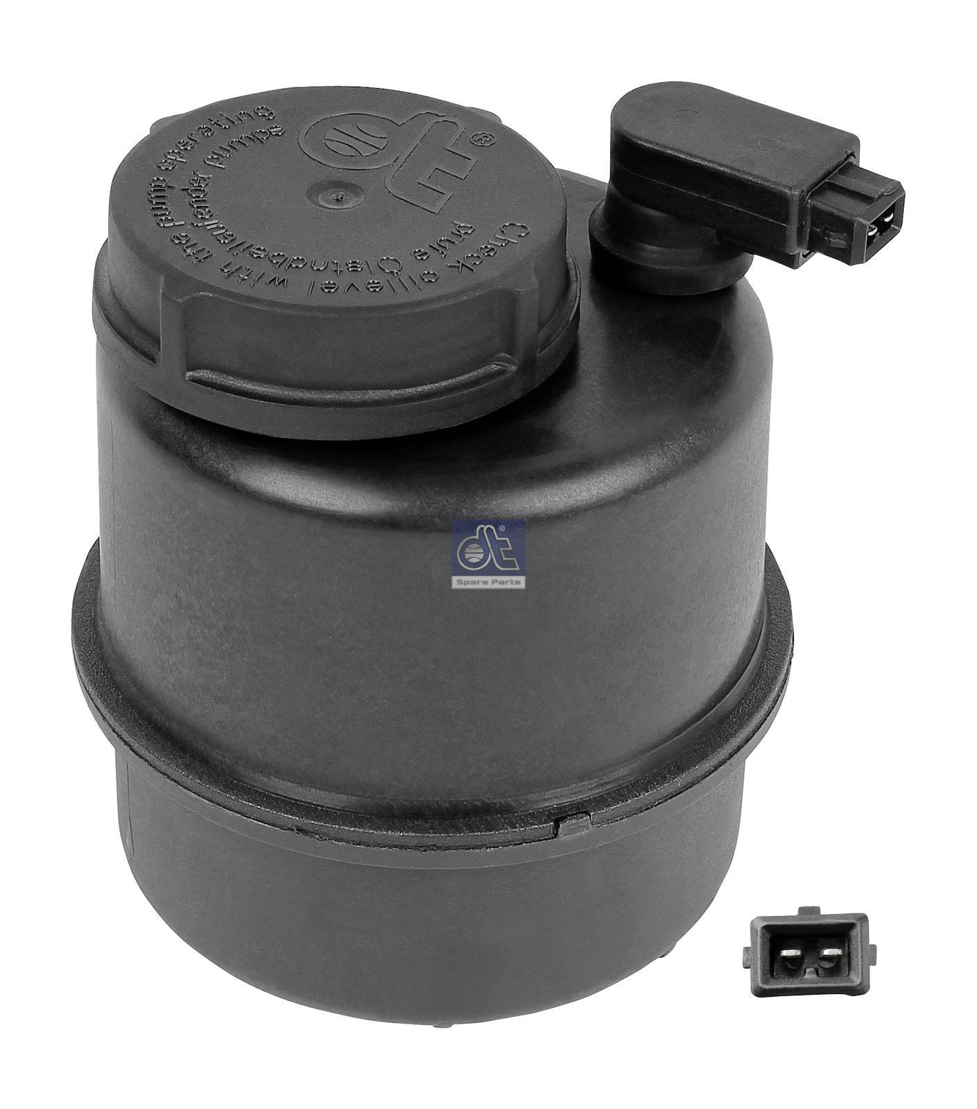 Réservoir d'huile, avec filtre et capteur de niveau