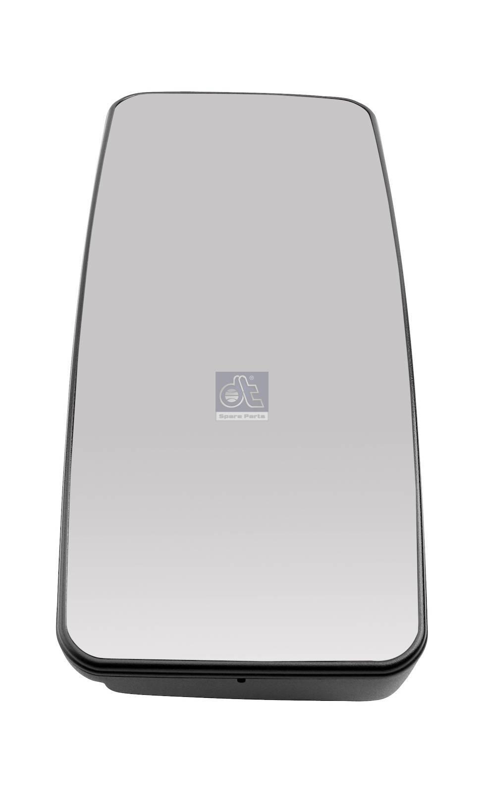 Main mirror, heated, electrical